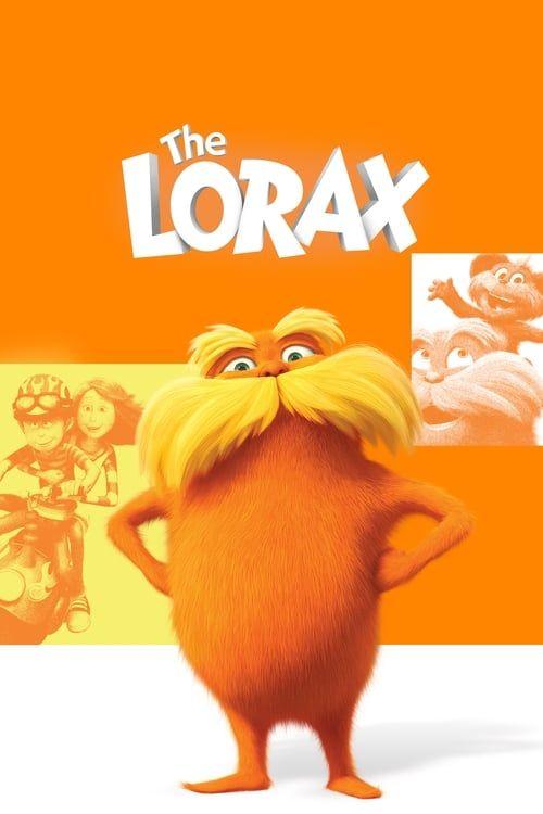 Key visual of The Lorax