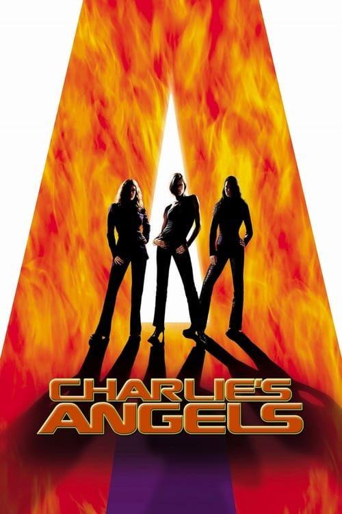 Key visual of Charlie's Angels