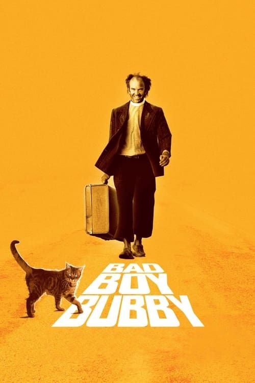 Key visual of Bad Boy Bubby