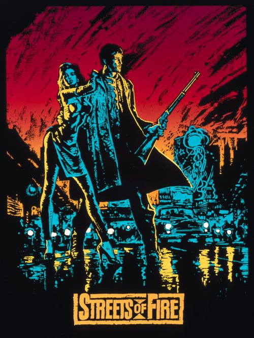 Key visual of Streets of Fire