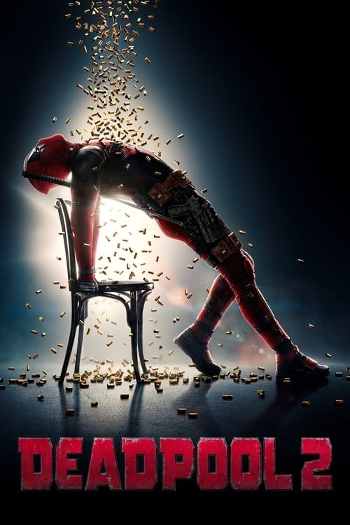 Key visual ofDeadpool 2