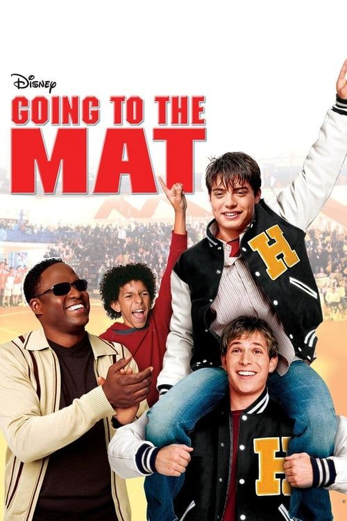 Key visual of Going to the Mat
