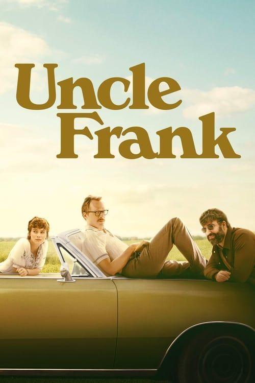 Key visual of Uncle Frank