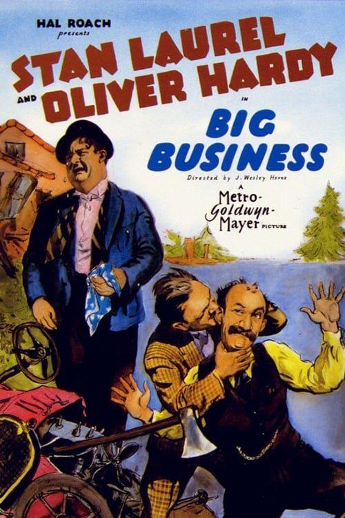 Key visual of Big Business