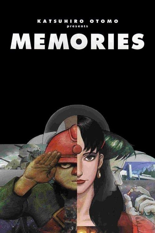 Key visual of Memories