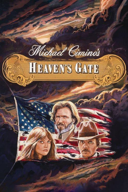 Key visual of Heaven's Gate