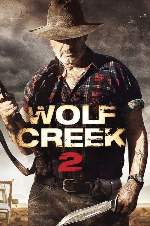 Key visual of Wolf Creek 2