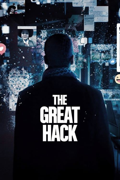 Key visual of The Great Hack