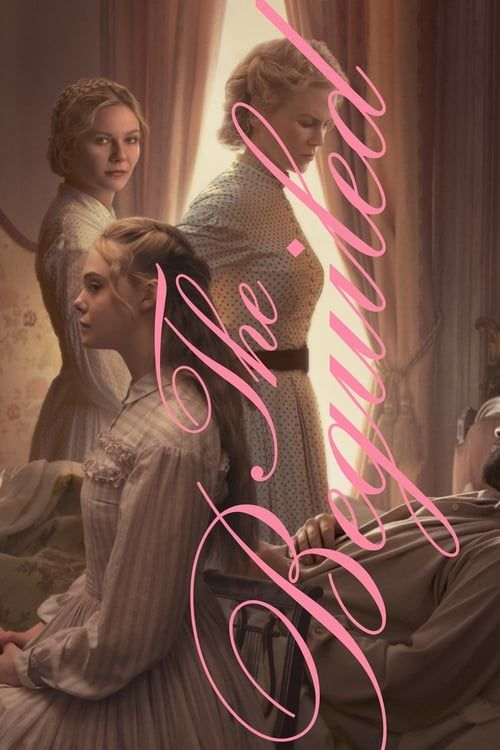 Key visual of The Beguiled