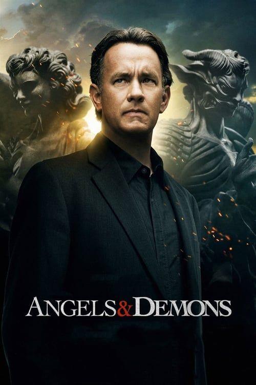 Key visual of Angels & Demons