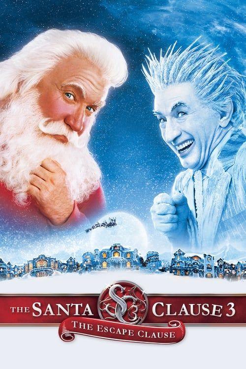 Key visual ofThe Santa Clause 3: The Escape Clause