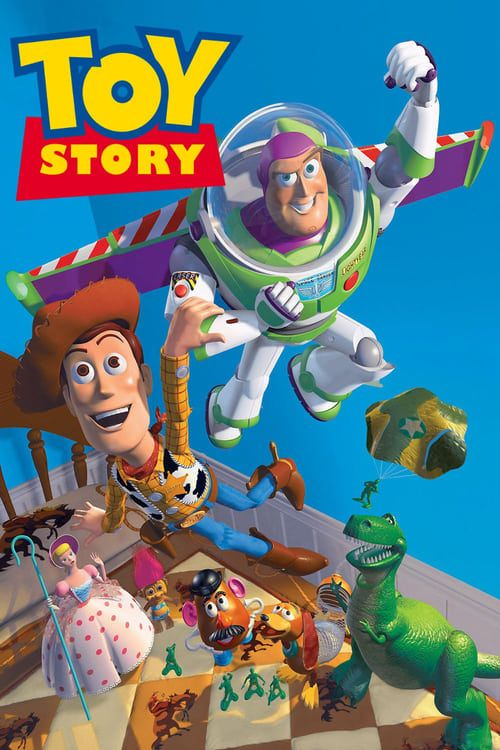 Key visual of Toy Story