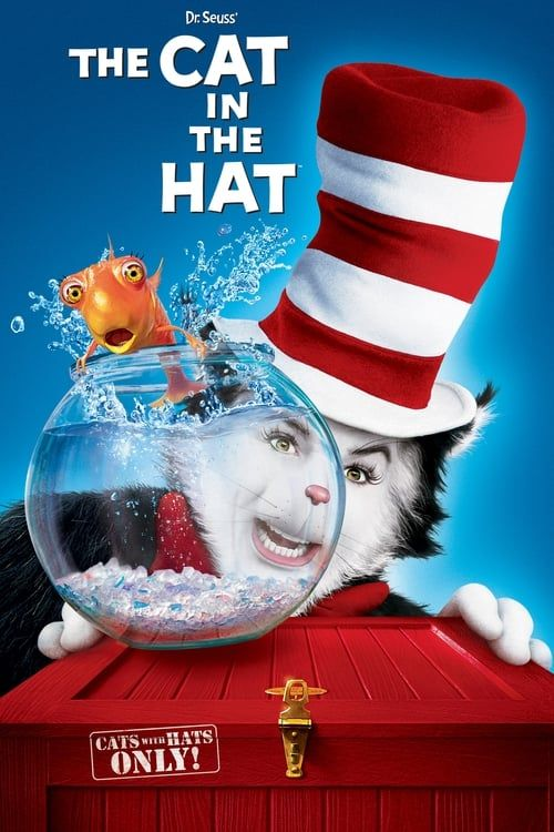 Key visual of The Cat in the Hat