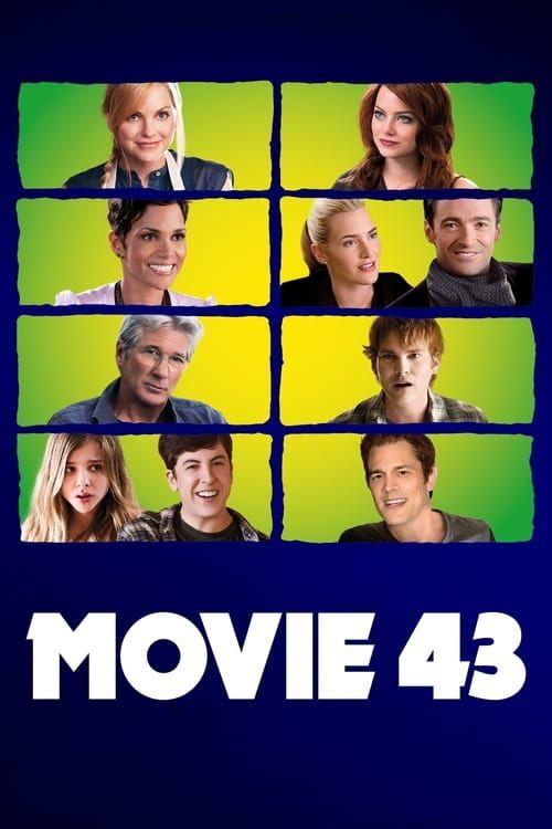 Key visual ofMovie 43