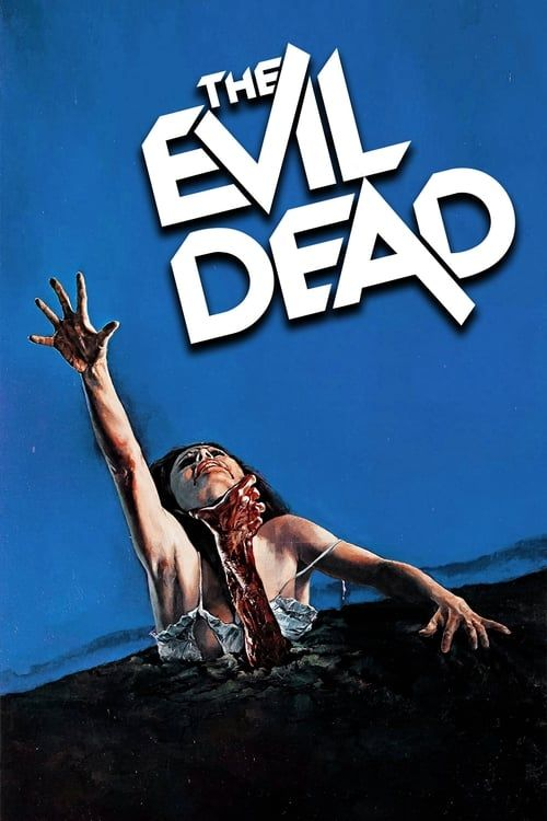 Key visual ofThe Evil Dead
