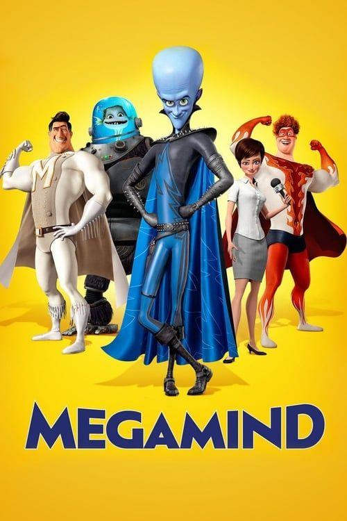Key visual of Megamind