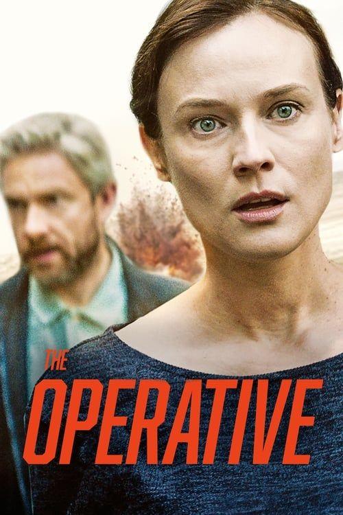 Key visual of The Operative