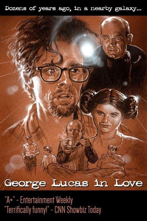 Key visual of George Lucas in Love