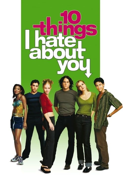 Key visual of 10 Things I Hate About You