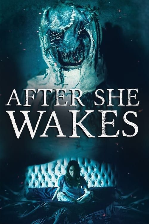 Key visual of After She Wakes