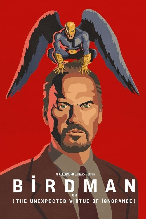 Key visual of Birdman or (The Unexpected Virtue of Ignorance)