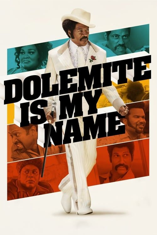 Key visual of Dolemite Is My Name