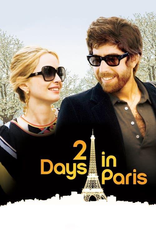 Key visual of 2 Days in Paris