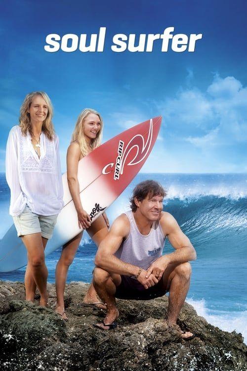 Key visual of Soul Surfer