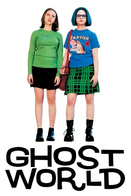 Key visual ofGhost World