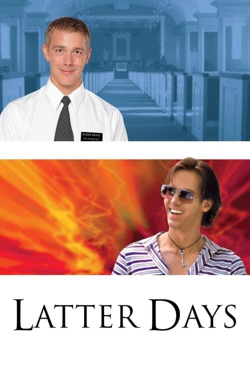 Key visual of Latter Days