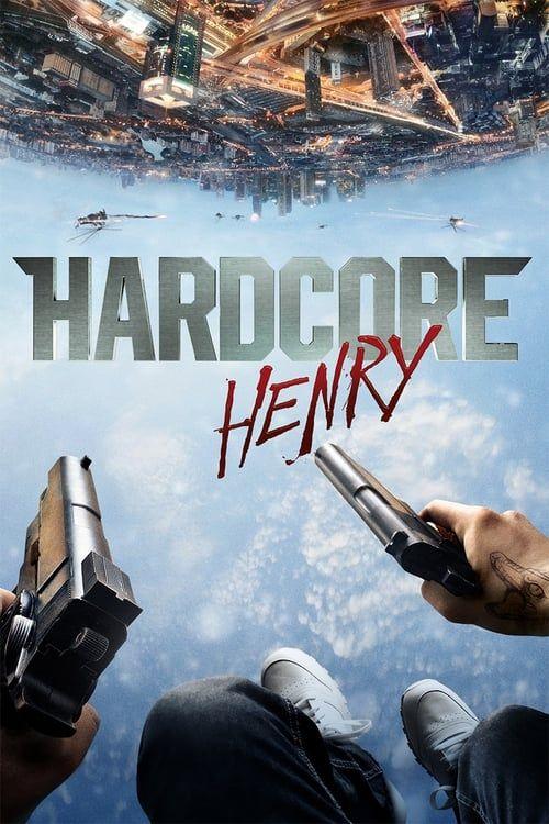 Key visual of Hardcore Henry