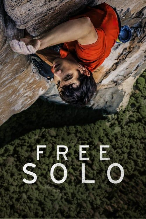 Key visual of Free Solo