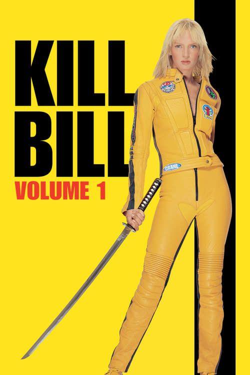 Key visual ofKill Bill: Vol. 1