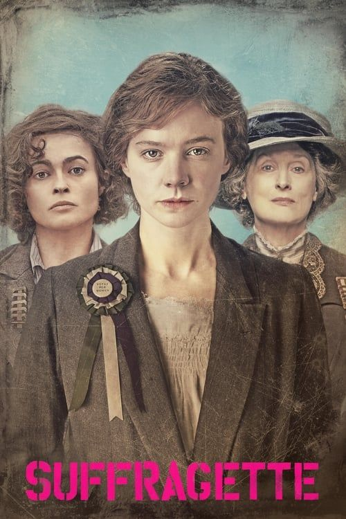 Key visual ofSuffragette