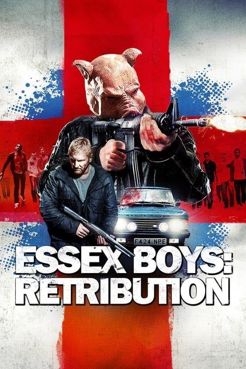 Key visual of Essex Boys Retribution
