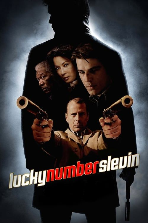 Key visual of Lucky Number Slevin