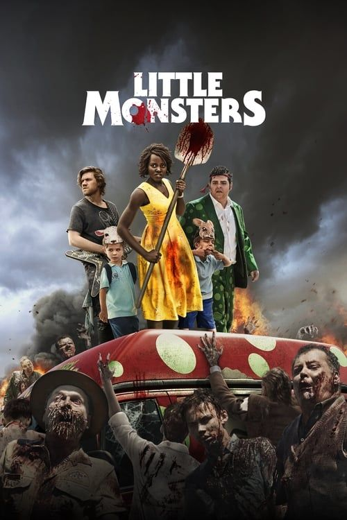 Key visual ofLittle Monsters