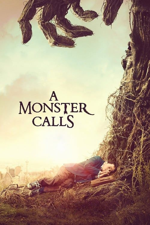 Key visual of A Monster Calls