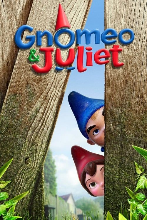 Key visual of Gnomeo & Juliet