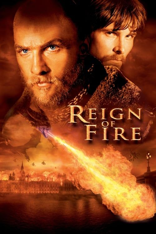 Key visual of Reign of Fire