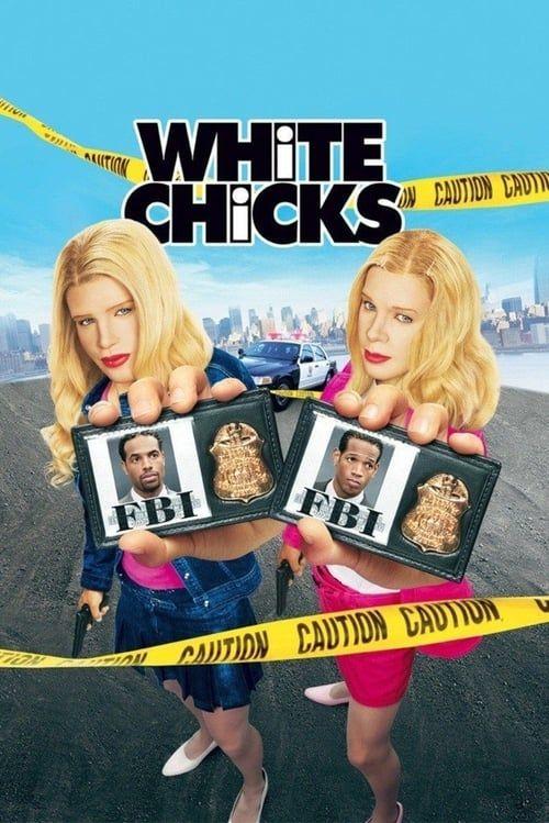 Key visual of White Chicks