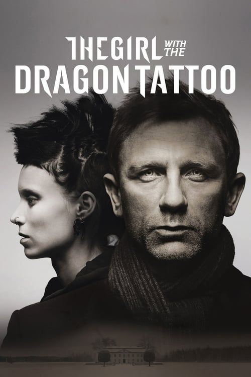 Key visual of The Girl with the Dragon Tattoo