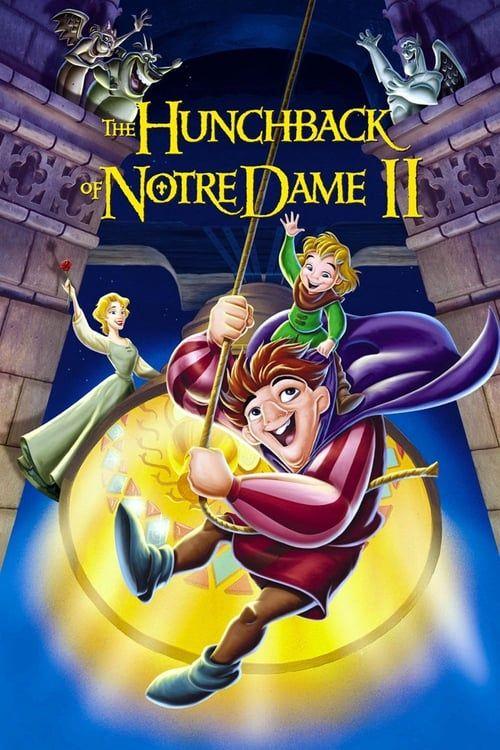 Key visual of The Hunchback of Notre Dame II