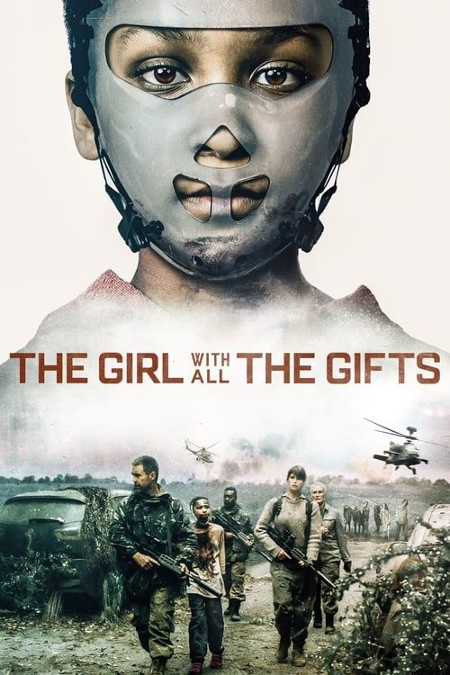 Key visual ofThe Girl with All the Gifts