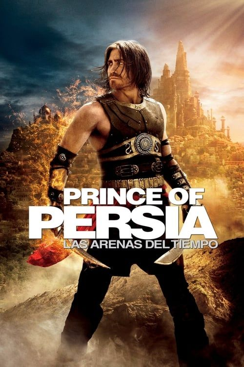 Key visual of Prince of Persia: The Sands of Time