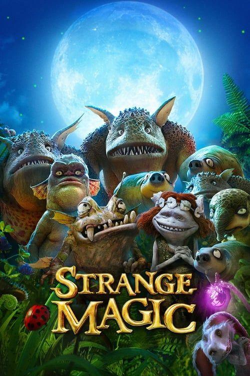 Key visual of Strange Magic