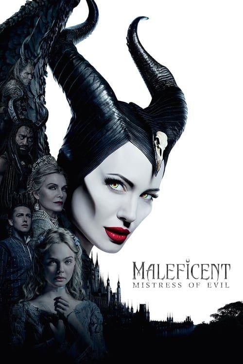 Key visual of Maleficent: Mistress of Evil