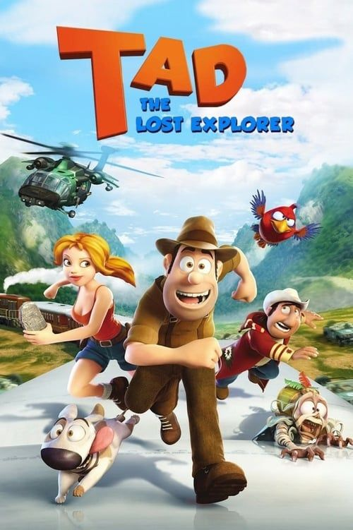 Key visual of Tad, the Lost Explorer