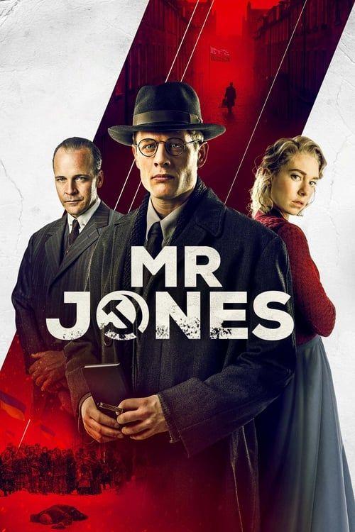 Key visual of Mr. Jones