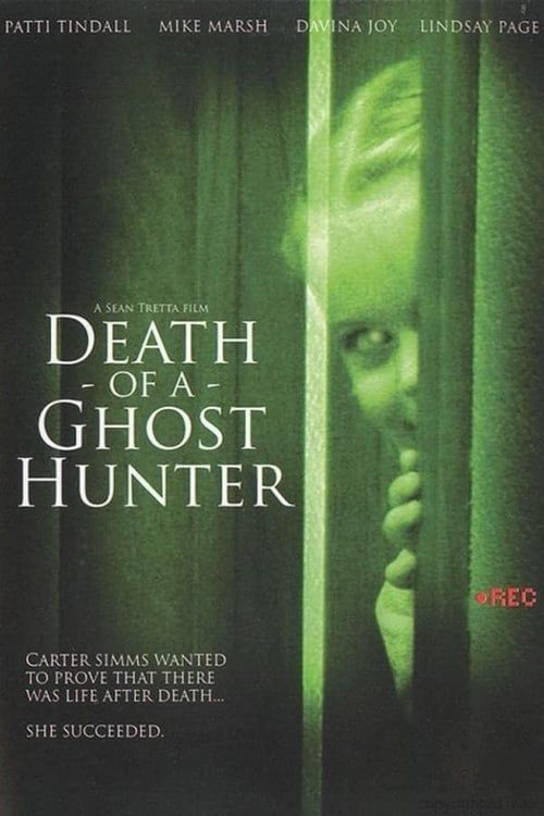 Key visual of Death of a Ghost Hunter
